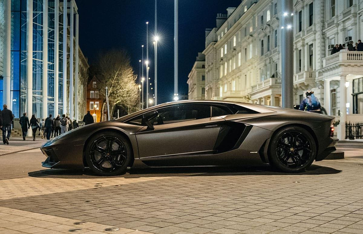 Supercar capitals of the world